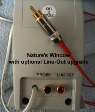 Nature S Window  Outdoor Sound Monitor